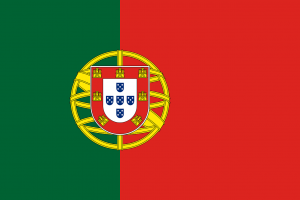 portugal, flag, national flag